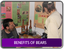 Benefits of bears